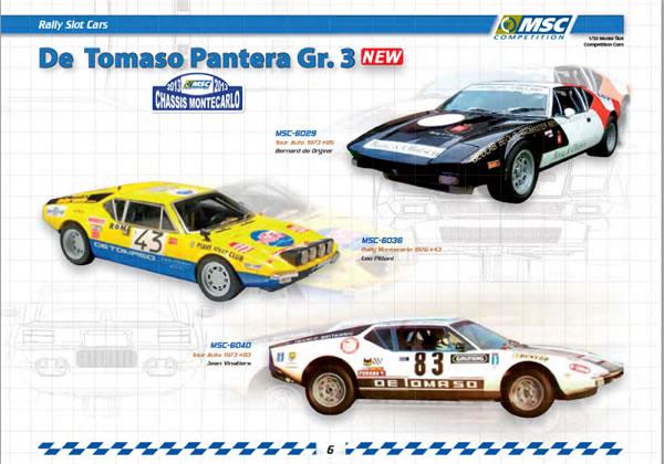DeTomaso Pantera Gr.3 MSC