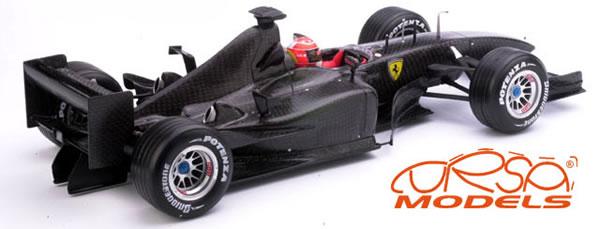 Ferrari F310 sur l'échelle de 1-18