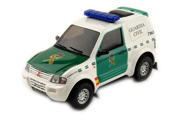 MITSUBISHI PAJERO-POLICE- 50643