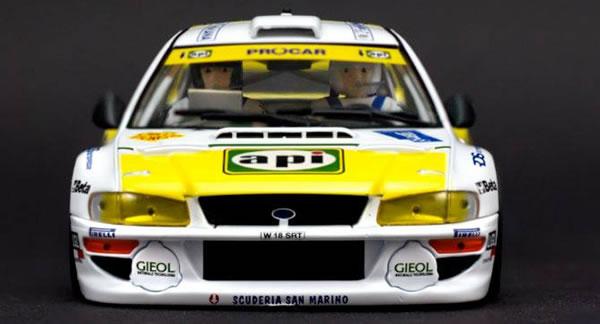 MSC Une nouvelle Subaru Impreza WRC arrive
