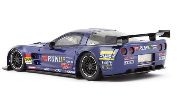 NSR1150AW Corvette C6R Super GT 2012