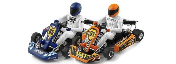 Ninco Deux nouveaux Karts après plus de neuf de disette