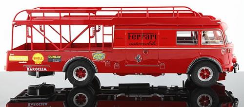 Racer le superbe Transporteur 642RN de Ferrari Bartoletti