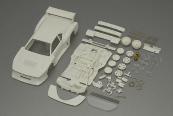 SC-3608-02 Kit Carrosserie Bmw M1 Gr5
