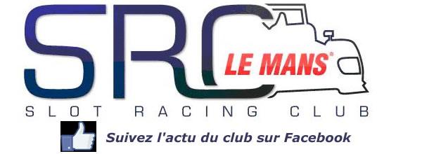 Suivez l'actu du club de slot du Mans sur sa page Facebook