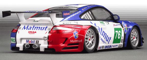 Scaleauto La Porsche 911 RSR Matmut est annoncée