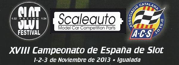 Slot Racing Festival les nouveautés de Scaleauto en vidéo