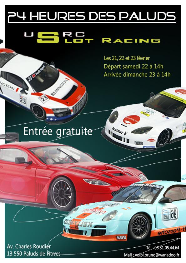 USRC: le Grand Prix slot racing des Paluds
