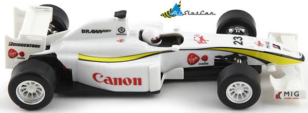 All Slot Car Pour 2014 les Formules 1 de slot sont EVO