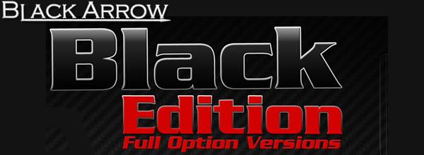 KIT Black Edition Black Arrow
