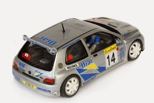 Maralic Des Renault Clio Maxi de 1995 de collection