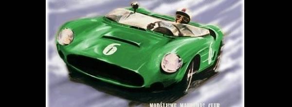 MMC La Vintage 360 de slot racing au 1-24 le 15 Mars 2014