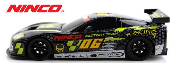 Ninco Une Corvette GT3 pour les membres du club