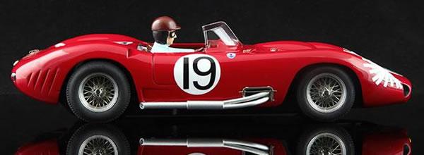 Racer: Présente la Maserati 450S De Fangio et Behra 1957