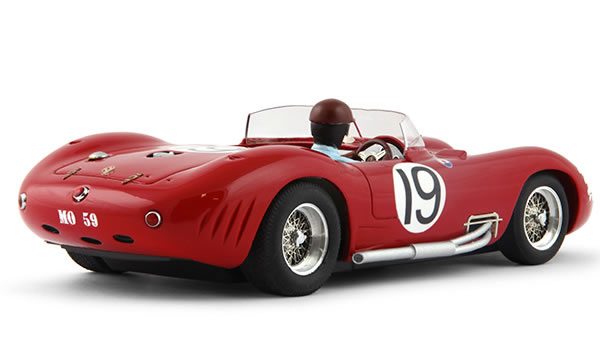 Racer Présente la Maserati 450S De Fangio et Behra 1957