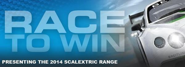 Scalextric toutes les nouveautés slot racing de 2014