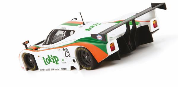 Slot it La Lancia LC2 groupe C Totip de 1984 arrive