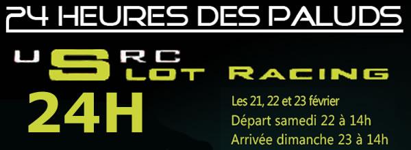 USRC le Grand Prix slot racing des Paluds est annoncé
