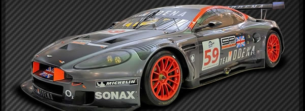 Black Arrow l'Aston Martin Modena en précommande
