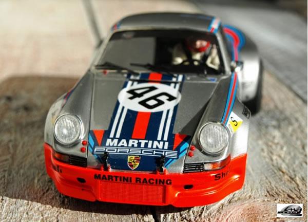 Le Mans Miniatures Deux jolies Porsche 911 Carrera RSR