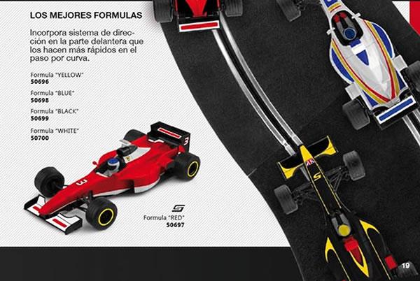 Les nouvelles F1 2014 Ninco
