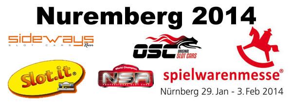 Nuremberg 2014: ce que nous réservent les marques de slot