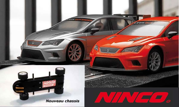 Seat Leon Ninco avec Chassis