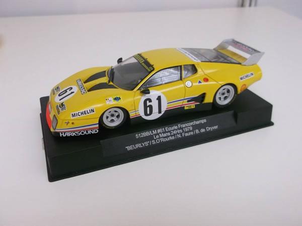 Sideways - Ferrari 512bb LM
