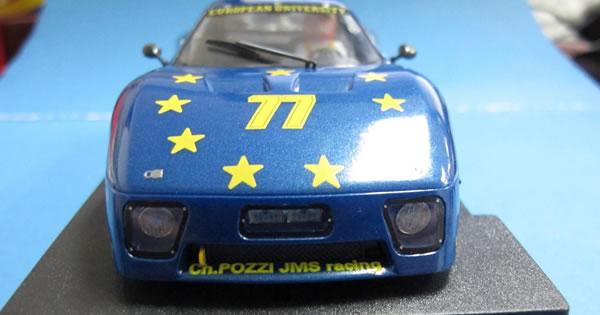 Sideways La Ferrari 512bb (SW28) Groupe 5