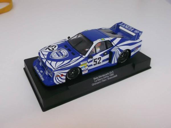 Sideways - Lancia Beta Monte Carlo Le Mans 24hrs 1980