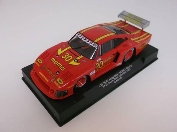 Sideways - Porsche 935-78 Moby Dick Momo 1981