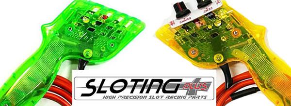 Sloting Plus: Des nouvelles poignées pour le slot racing