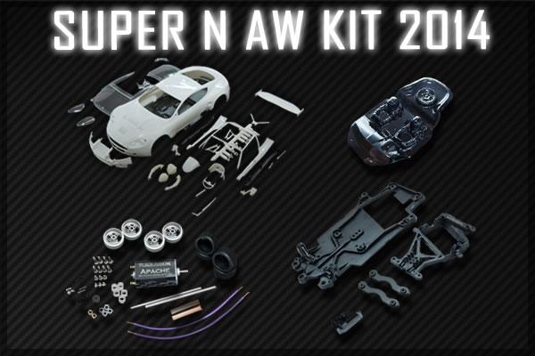 Black Arrow Un nouveau kit Rallye pour l'Aston Martin