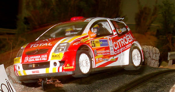 Rallye Slot