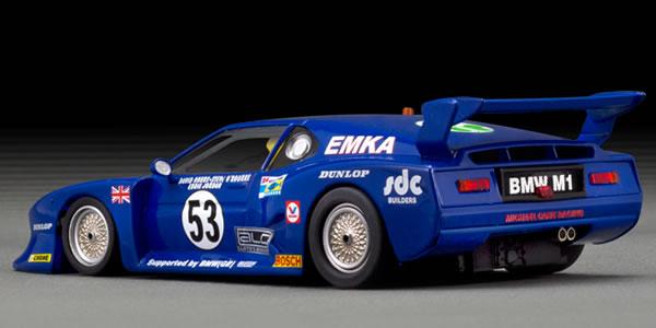 Scaleauto La BMW M1 EMKA SC-6024