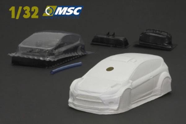 Ford Fiesta WRC MSC-1510
