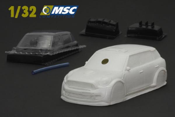 Mini Countryman WRC MSC-1511