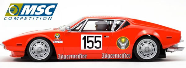 MSC Competition: De Tomaso Pantera GR3 Jägermeister (MSC-6039)