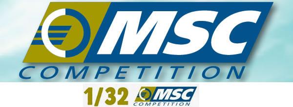 MSC Competition: Des carrosseries ultra légères pour le Rallye Slot