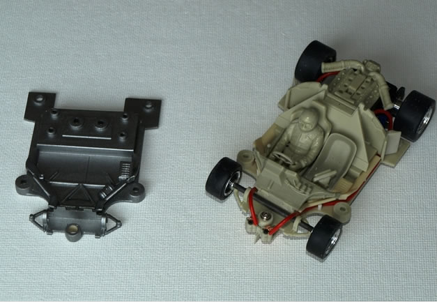 Rondeau M379B n16 chassis