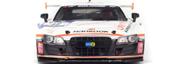 Scaleauto: Une Audi R8 Hankook GT3 LMS