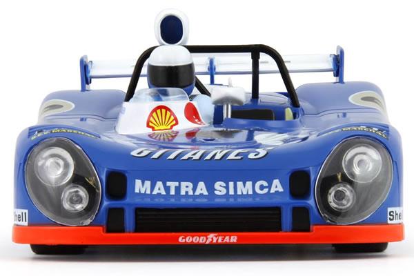 Slot it La Matra Simca MS 670 LM (CA27a) arrive