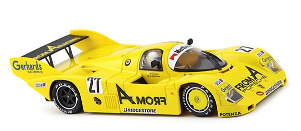 Slot it Porsche 962C KH, WSPC Fuji 1000 km 1988 (CA17c)