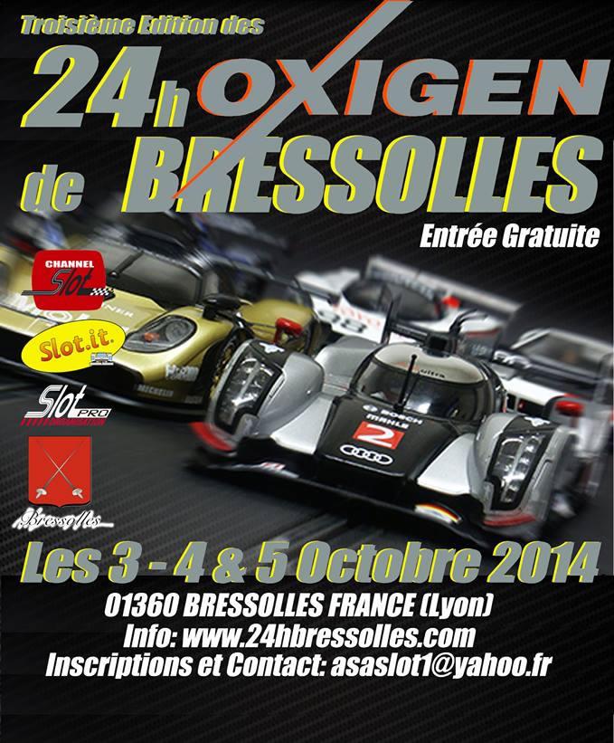 Les 24H de Bressolles oXigen 2014