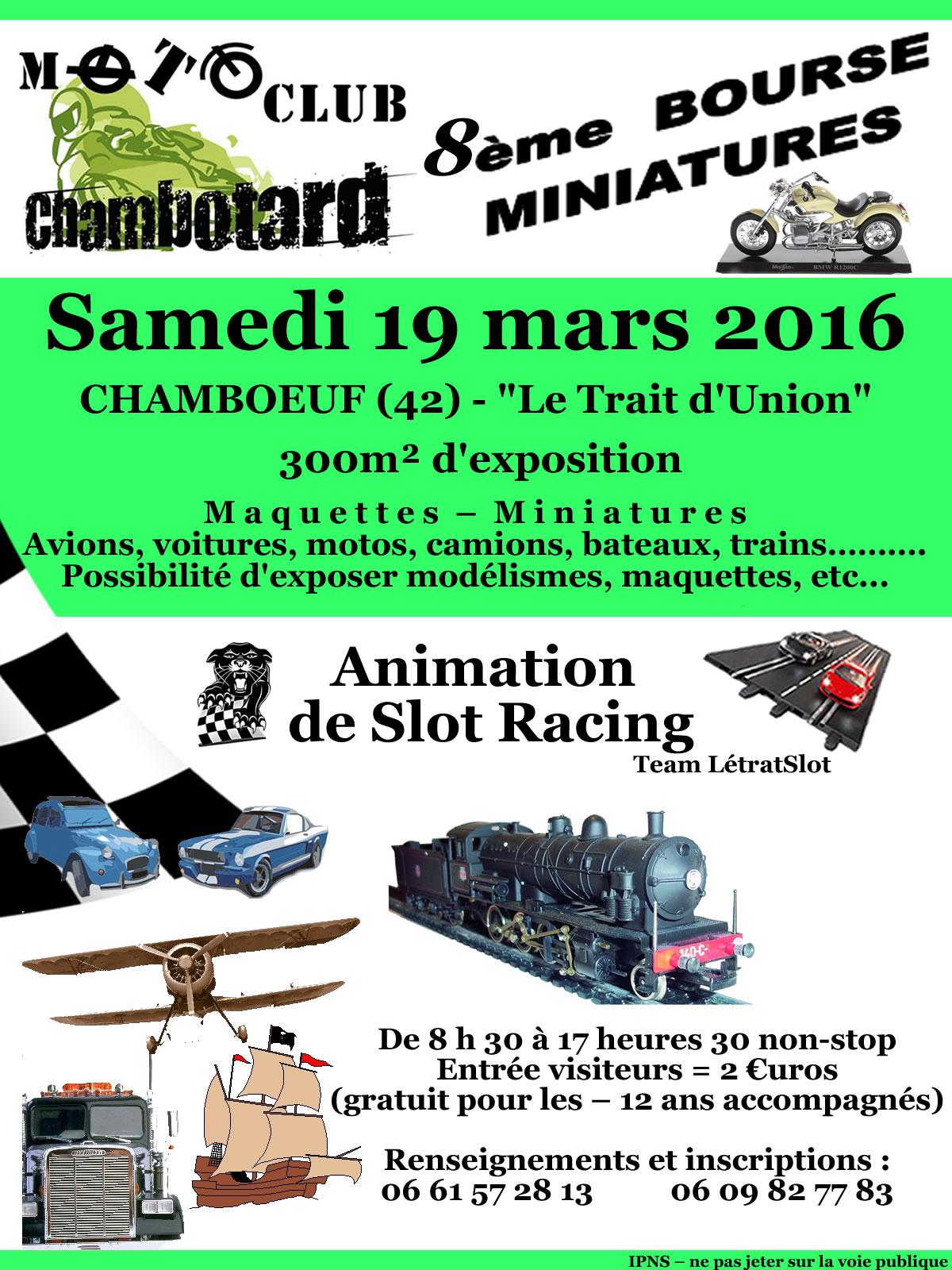 Bourse Miniature - champboeuf