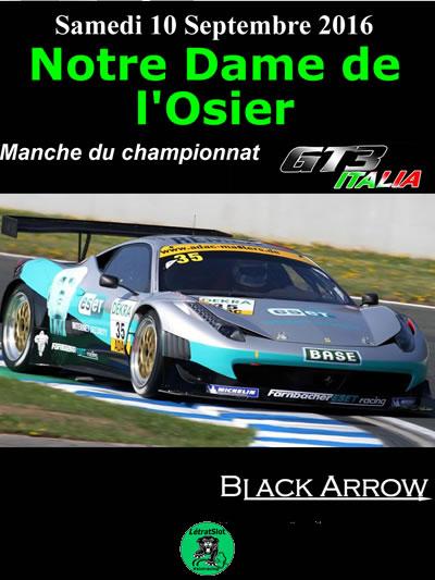 Championnat Black Arrow