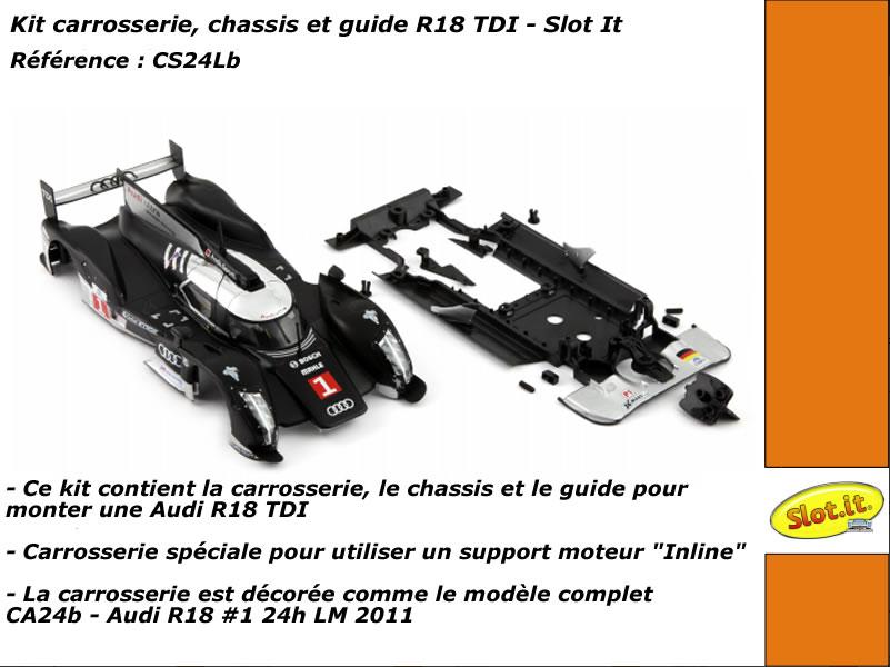Kit R18TDI