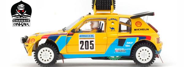 MSC Competition les photos de la Peugeot 205 T16 Grand-Raid