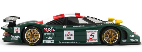 Slot.it: La Porsche 911 GT1 Evo 98 #5 FIA GT Donington Park 1998 CA23c