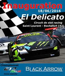 Championnat GT3 Italia